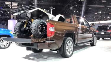 LA Motor Show 2016 - pick-up