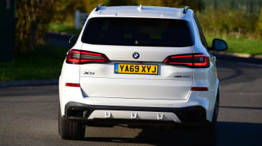 BMW X5 xDrive45e long termer 5
