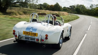 AC Cobra 378 - rear action