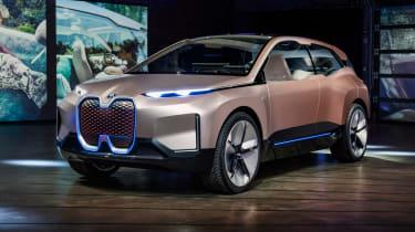 BMW Vision iNEXT - LA front