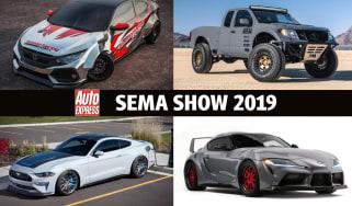 SEMA Show 2019 - header