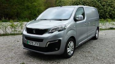 Peugeot e-Expert - front static