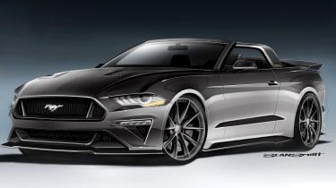 Ford Mustang SEMA