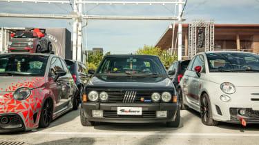 Abarth's 70th Anniversary - Fiat Strada Abarth