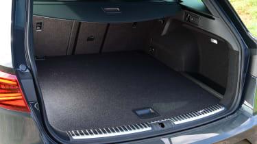 SEAT Leon Cupra R ST ABT - boot
