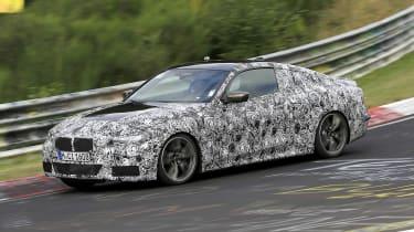 BMW 4 Series - spyshot 11