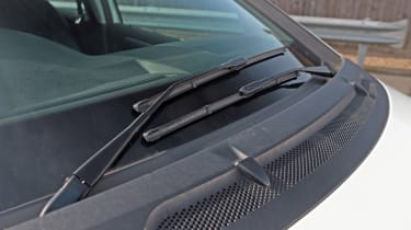 Used Mercedes B-Class - front wiper
