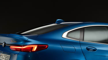 BMW 2 Series Gran Coupe - c-pillar studio