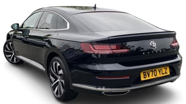 DotW Arteon - Rear