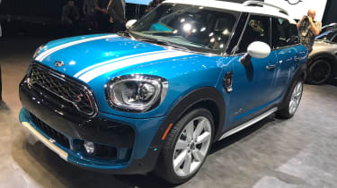 MINI Countryman - show front