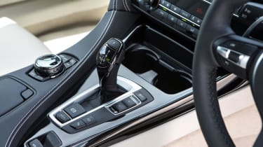 Used BMW 6 Series - transmission
