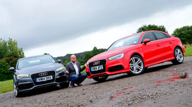 Audi A3 Saloon report 2