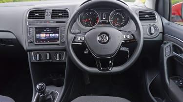 VW Polo - interior