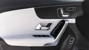 Mercedes CLA - door interior
