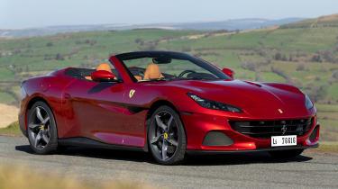 Ferrari Portofino M - front static