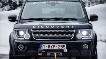 Land Rover Discovery XXV nose