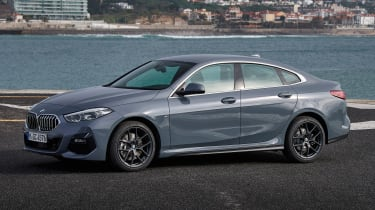 BMW 2 Series Gran Coupe - front static