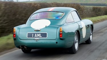 Aston Martin DB4 GT - rear