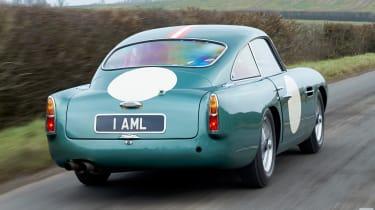 Aston Martin DB4 GT - rear