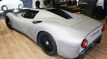 Corbellati Missile - Geneva rear