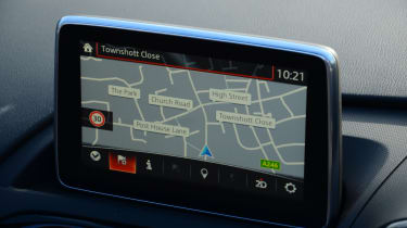 Long-term test review Mazda MX-5 - infotainment