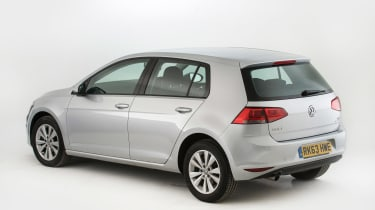 Volkswagen Golf Mk7 (used) - rear