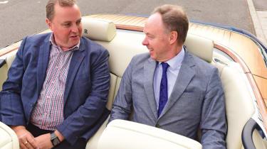 Ian Robertson interview - Rolls-Royce interior