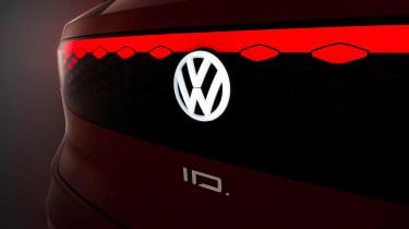 Volkswagen ID. Roomzz - rear light dark