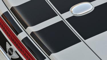 MINI Roadster Cooper S rear detail