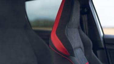 Volkswagen Golf GTI Clubsport - seat