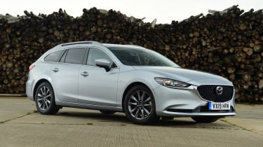 Mazda 6 Tourer front static