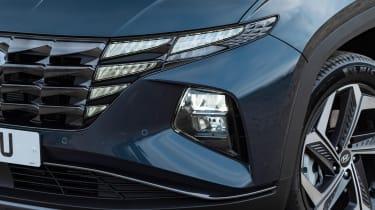 Hyundai Tucson - lights