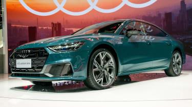 Shanghai Auto Show 2021 - Audi