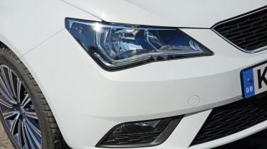 SEAT Ibiza - front detail