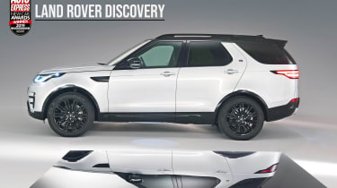Land Rover Discovery - 2019 Large Premium SUV of the Year