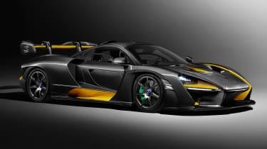 McLaren Senna Carbon Theme bespoke - front