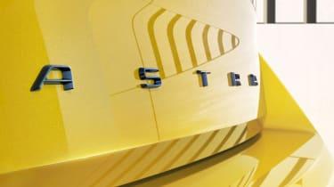 Vauxhall Astra teaser 2