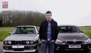 BMW M3 vs 320d
