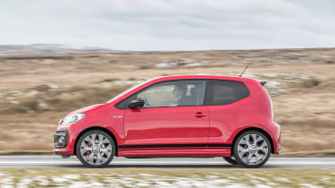 Volkswagen up! GTI - side