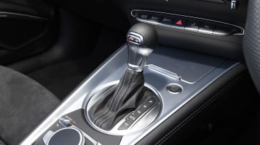 Audi TT Roadster - transmission