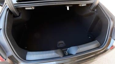 Mercedes CLS 450 - boot