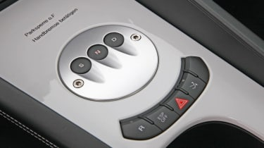 Audi TT S Lightweight gearbox