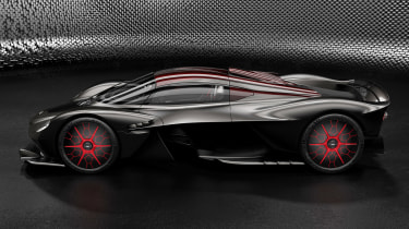Aston Martin Valkyrie Ultimate - side