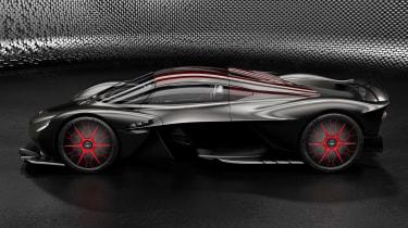 Aston Martin Valkyrie Ultimate - side