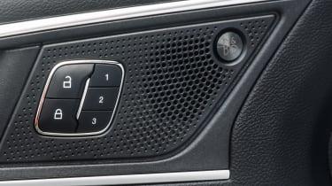 Ford Edge facelift 2018 speaker