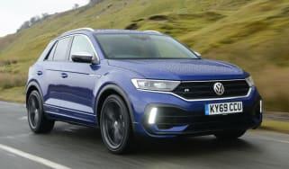 Volkswagen T-Roc R - front
