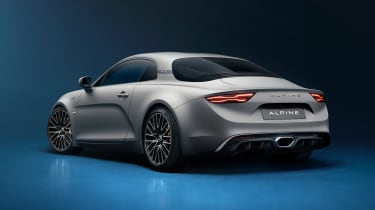 Alpine A110 Legende GT - grey