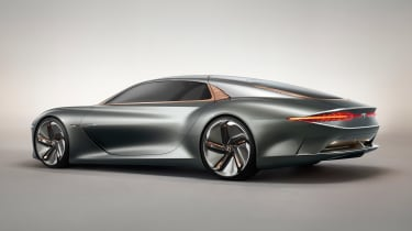 Bentley EXP 100 GT concept - rear