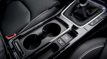 New Kia Ceed centre console