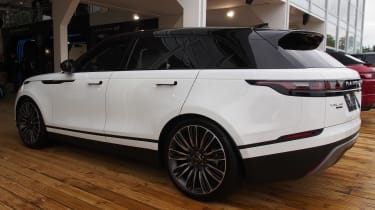 Range Rover Velar - Goodwood rear